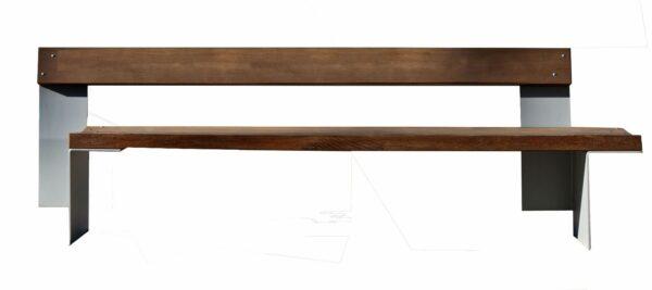 Παγκάκι Π22- Με πλάτη