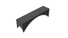 Παγκάκι ΠΠ024- Χωρίς Πλάτη