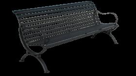Παγκάκι ΠΠΚ010- Εξολοκλήρου μεταλλικό