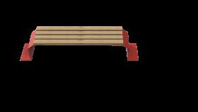 Παγκάκι ΠΠ022- Χωρίς Πλάτη