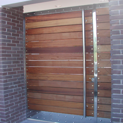 Μεταλλικές Πόρτες εισόδου