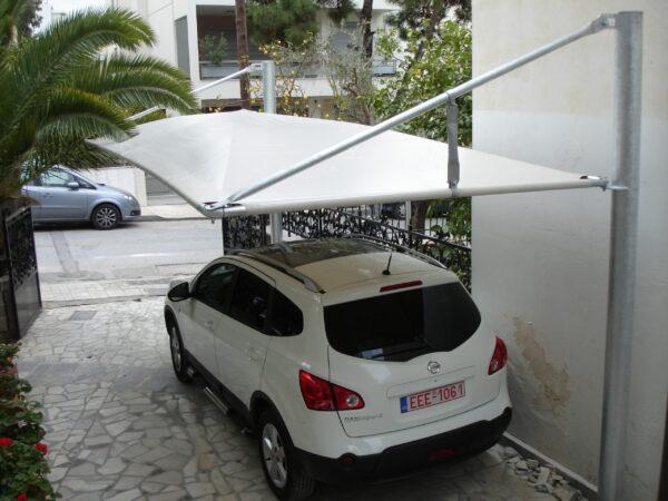 Στέγαστρα Αυτοκινήτων (Parking) 102