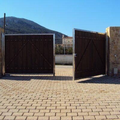 Πόρτα αυλής