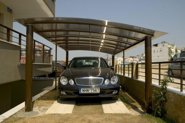 Στέγαστρα Αυτοκινήτων (Parking) 104