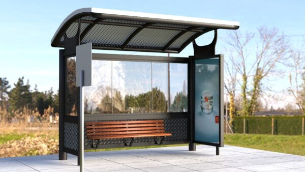 Στάση λεωφορείου Τύπου Α 103