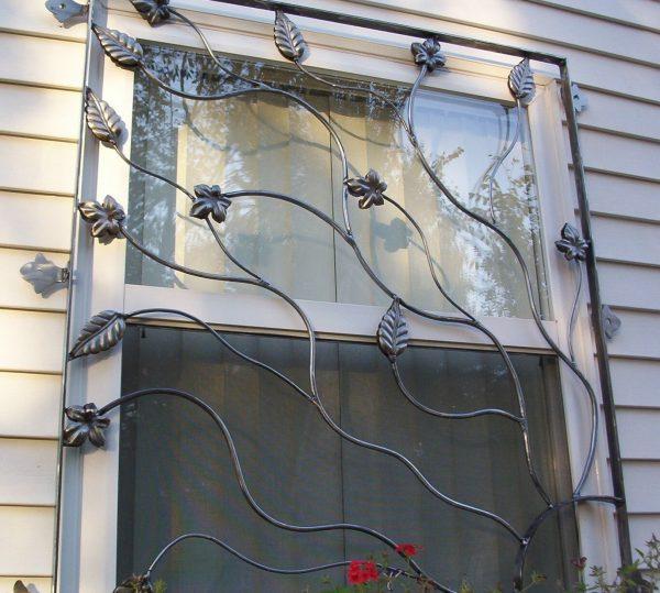 Σιδεριές Ασφαλείας Παραθύρων