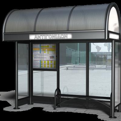 Στάση λεωφορείου Τύπου Α 113