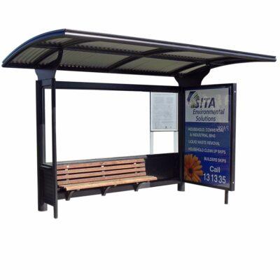 Στάση λεωφορείου Τύπου Α 114
