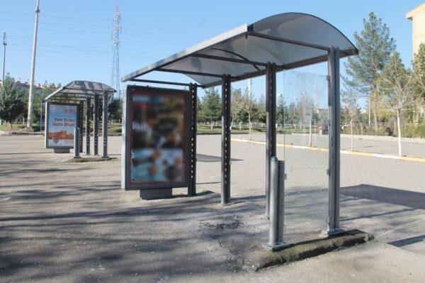 Στάση λεωφορείου Τύπου Α 134