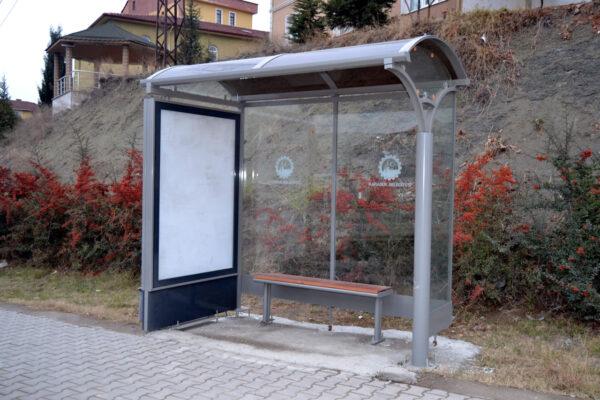 Στάση λεωφορείου Τύπου Α 138