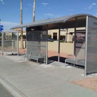 Στάση λεωφορείου Τύπου Α 140