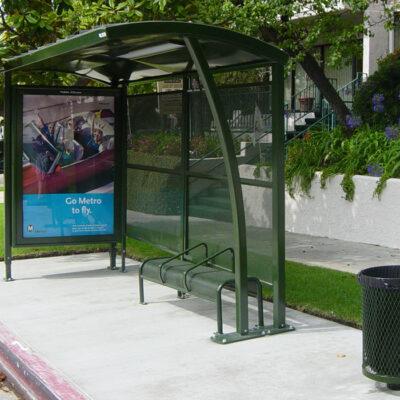 Στάση λεωφορείου Τύπου Α 142