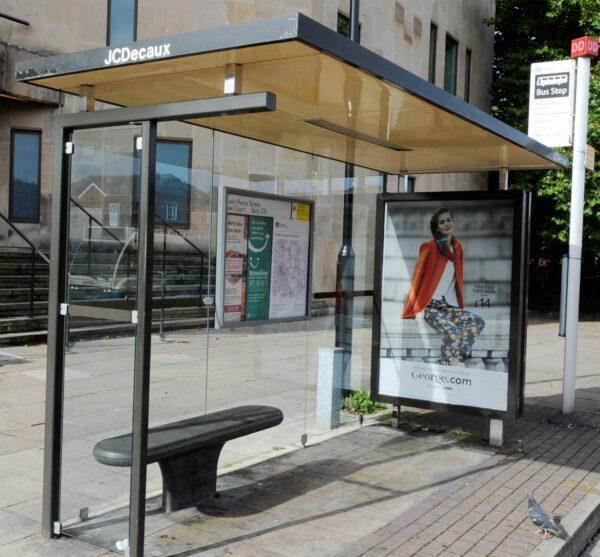 Στάση λεωφορείου Τύπου Α 147