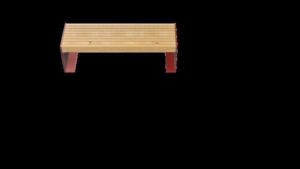 Καθιστικός πάγκος χώρου